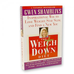 Weigh Down Diet Book by Gwen Shamblin