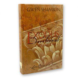 Exodus Devotional: Laying Down Your Idols Book